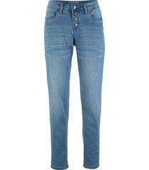 jeans multistretch boyfriend (blu) - john baner jeanswear
