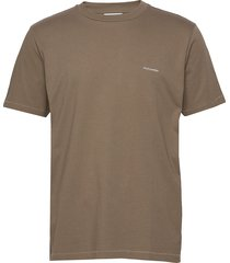 live tee t-shirts short-sleeved creme holzweiler