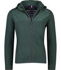 ecoalf vest groen