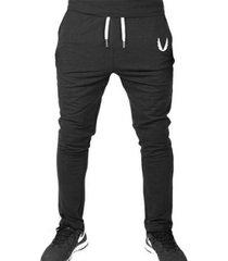 new fashion men's sport pants sweater pants harem pants dark grey
