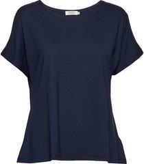 edel t-shirts & tops short-sleeved blå masai