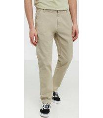 carhartt wip ruck single knee pant jeans brown