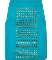 saia mini spikes - azul