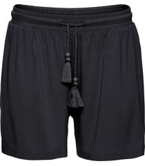 shorts in jersey (nero) - bodyflirt