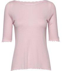 my dearest tee t-shirts & tops short-sleeved roze odd molly