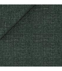 pantaloni da uomo su misura, vitale barberis canonico, lana seta lino verde, primavera estate | lanieri
