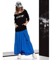 bluza hippie czarna