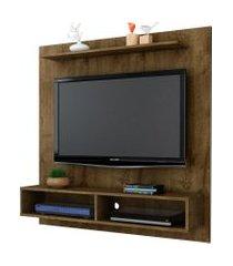 painel gama madeira rústica móveis bechara marrom