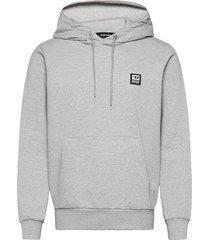s-girk-hood-k21 sweat-shirt hoodie trui grijs diesel men
