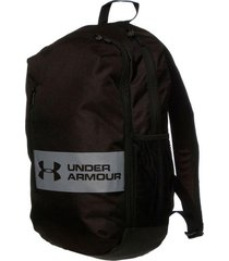 mochila negra under armour roland backpack 0 21017
