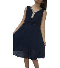 vestido  it girls v1292 azul