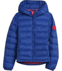 chaqueta coldcontrol azul gap