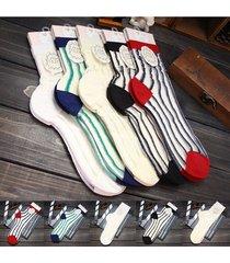 donnatrasparente seta calze caviglia low cut filato crystal striped floral short pantyhose