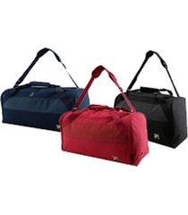 maleta - azul - fila - ref :  82-3434003