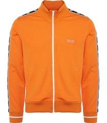 belstaff x sophnet wensley track jacket - russet orange 71130456-71928