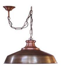 luminaria de teto- pashmina- ferro- cinza