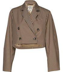 bianka blazer colbert bruin baum und pferdgarten