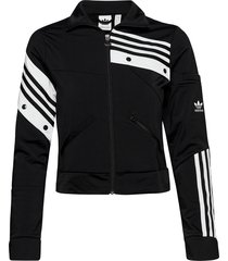 d. cathari tt sweat-shirt trui zwart adidas originals