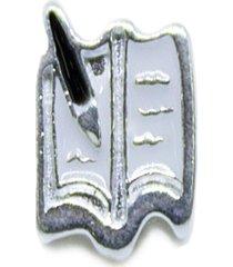 anel  botão de rosa  prata 925