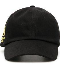 calvin klein ok logo baseball cap