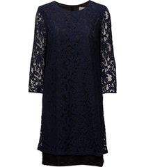 marley dress jurk knielengte blauw inwear