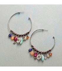 island music earrings