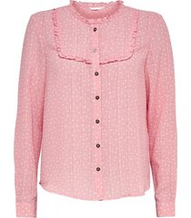 only roze blouse