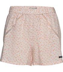 woven short print shorts rosa tommy hilfiger