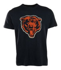 '47 brand chicago bears logo scrum t-shirt
