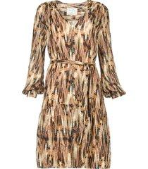 jurk met print arlette  multi