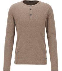 boss men's trix slim-fit henley t-shirt