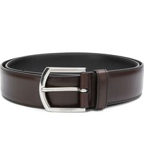 church's d-ring buckle belt - brown