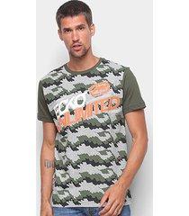 camiseta ecko básica e912a masculina - masculino