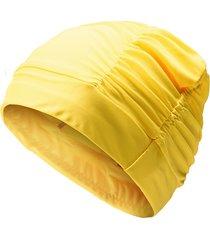 cappello da nuoto pieghevole per le donne
