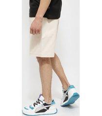 short puma fusion shorts 8 beige - calce regular