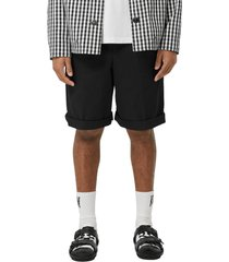 men's burberry dan shorts