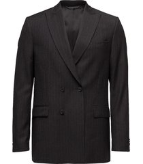 darko db fancy wool blazer colbert blauw j. lindeberg