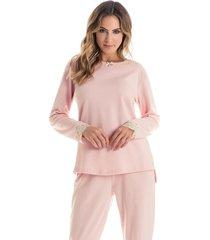 pijama ledi longo