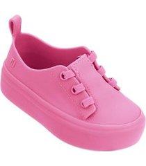 tênis mini melissa infantil feminino ulitsa sneaker