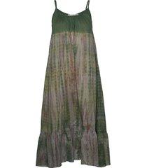 gunva jurk knielengte groen rabens sal r