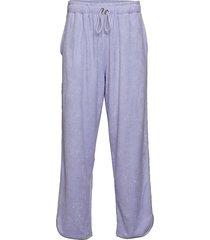 gabriel track pants casual broek vrijetijdsbroek blauw martin asbjørn