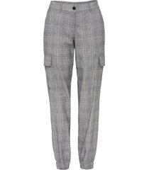 pantaloni a quadri (nero) - bodyflirt