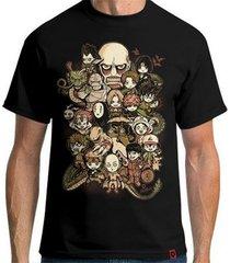 camiseta anime party