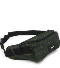 pochete oakley street belt bag verde