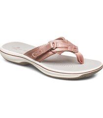 brinkley sea shoes summer shoes flat sandals rosa clarks