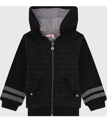 chaqueta gris oscuro boboli