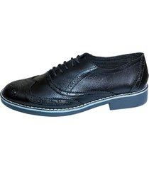 zapatos oxford para hombre outfit italia negro