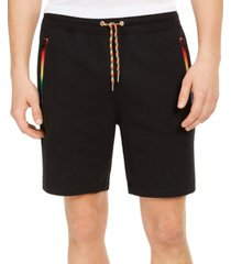 inc men's rainbow trim shorts, created for macy's