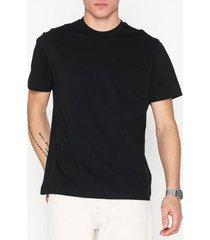 filippa k m. single jersey tee t-shirts & linnen black