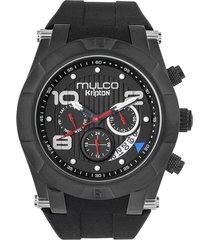 reloj mulco para hombre - kripton viper  mw-5-4828-025